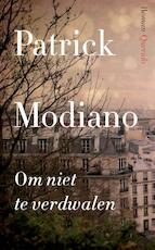 Om niet te verdwalen - Patrick Modiano (ISBN 9789021458038)