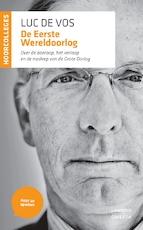 De Eerste Wereldoorlog - Luc De Vos (ISBN 9789020930481)