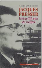 Jacques Presser - Nanda van der Zee (ISBN 9789059110557)
