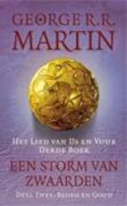 Een storm van zwaarden - George R.R. Martin (ISBN 9789024556731)