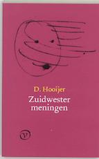 Zuidwester meningen - D. Hooijer (ISBN 9789028240209)