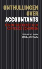 Onthullingen over accountants - Gerrit Greveling, B. Westra, Berry Westra (ISBN 9789075043280)