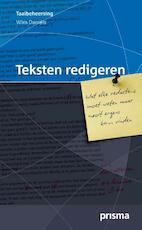 Teksten redigeren - Wim Daniëls (ISBN 9789000322312)