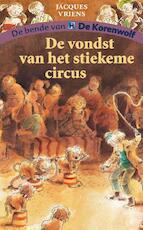 Vondst van het stiekeme circus - Jacques Vriens (ISBN 9789000300129)