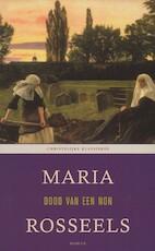 Dood van een non - Maria Rosseels