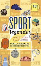 Sportlegendes / 2 - Ad van Liempt (ISBN 9789460036835)