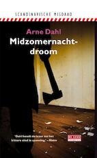 Midzomernachtdroom - Arne Dahl (ISBN 9789044522600)