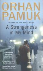 A Strangeness in My Mind - Orhan Pamuk (ISBN 9780571276004)