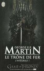 Le Trone de fer l'Integrale - George-R-R Martin (ISBN 9782290019436)