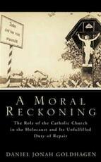 A moral reckoning