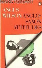 Anglo-Saxon attitudes - Angus Wilson (ISBN 9780140013115)