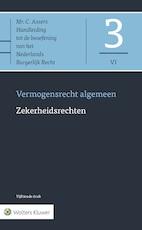 Asser 3-VI* Zekerheidsrechten (ISBN 9789013109054)