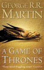 A Game of Thrones - George R. R. Martin (ISBN 9780007448036)