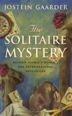 The solitaire mystery - Jostein Gaarder (ISBN 9781857997330)