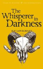 The Whisperer in Darkness - H. P. Lovecraft (ISBN 9781840226089)