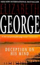 Deception on his mind - Elizabeth George (ISBN 9780340688823)