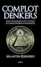 Complotdenkers - Maarten Reijnders (ISBN 9789463381857)