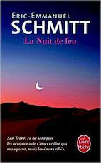 La nuit de feu - Éric-Emmanuel Schmitt (ISBN 9782253070689)