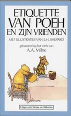 Etiquette van Poeh en zijn vrienden - Alan Alexander Milne (ISBN 9789064411113)