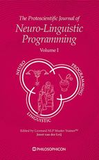 The protoscientific journal of neuro-linguistic programming volume 1 - Joost van der Leij (ISBN 9789460510878)