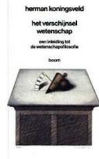 Het verschijnsel wetenschap - Herman Koningsveld (ISBN 9789060092385)
