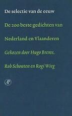 De selectie van de eeuw - Hugo Brems, Rob Schouten, Ogi Wieg (ISBN 9789029500111)