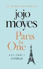 Paris for One and Other Stories - Jojo Moyes (ISBN 9781405928168)