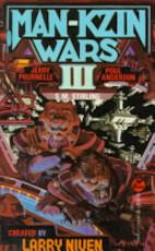 Man-Kzin Wars III - Larry Niven, Poul Anderson, Jerry Pournelle, S. M. Stirling (ISBN 9780671720087)