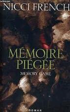 Memoire Piegee - Nicci French (ISBN 2744138053)
