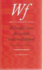 Filosofie van de sociale wetenschappen - C.J.M. Schuyt (ISBN 9789035215719)