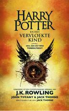 Harry potter en het vervloekte kind deel een en twee - J.K. Rowling, John Tiffany, Jack Thorne (ISBN 9789463360333)