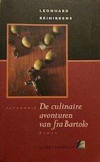 De culinaire avonturen van fra Bartolo - Leonhard Reinirkens, Wif Pellegrims, Ann Jooris (ISBN 9789053120415)