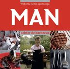 Man achter de barbecue - Reitse Spanninga, Weber (ISBN 9789043909976)