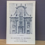 De Jezuïeten te Mechelen in de 17e en 18e eeuw - Ludovicus Brouwers