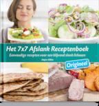 Het 7x7 Afslank receptenboek -= Origineel - Jasper Alblas (ISBN 9789082395914)