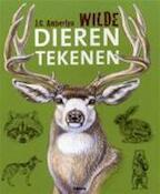 Wilde dieren tekenen - J.C. Amberlyn (ISBN 9789057649653)