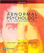 Abnormal Psychology in a Changing World - Jeffrey S., Ph.d. Nevid, Spencer A. Rathus, Beverly, Ph.d. Greene (ISBN 9780134484921)