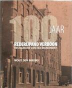 100 jaar rederijpand Verboon - Wout den Breems (ISBN 9789075938876)