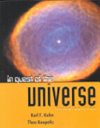 In Quest of the Universe - Karl F. Kuhn, Theo Koupelis (ISBN 9780763712297)
