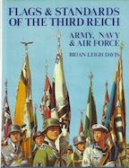Flags & Standards of the Third Reich - Brian Leigh Davis (ISBN 9780356048796)