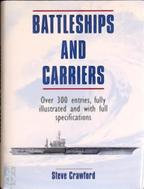 Battleships and carriers - Steve Crawford (ISBN 9781840843279)