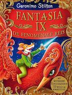 Fantasia IX, de fenomenale reis - Geronimo Stilton (ISBN 9789085922858)