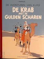 De krab met de schaar facsimile kleur - H. Herge (ISBN 9789030329275)