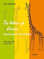 Zo teken je dieren - James Kruss (ISBN 9789025856823)