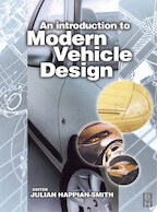An Introduction to Modern Vehicle Design - Julian Happian-Smith (ISBN 9780750650441)