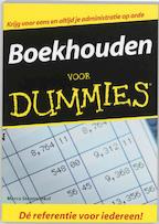 Boekhouden voor Dummies - Marco Steenwinkel (ISBN 9789043012591)