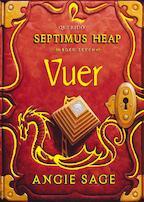 Septimus Heap boek 7: Vuer - Angie Sage (ISBN 9789045116099)