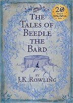 Tales of beedle the bard - Rowling J (ISBN 9780747599876)