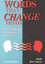 Words That Change Minds - Shelle Rose Charvet (ISBN 9780787234799)