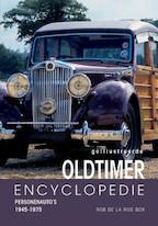 Geïllustreerde oldtimer encyclopedie / personenauto's 1945-1975 - R. La Rive Box (ISBN 9789036611770)